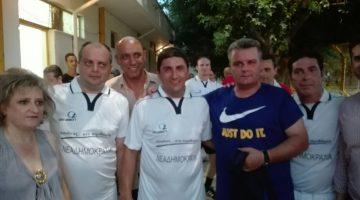 Ποδοσφαιρικός αγώνας αγάπης από τη ΝΟΔΕ